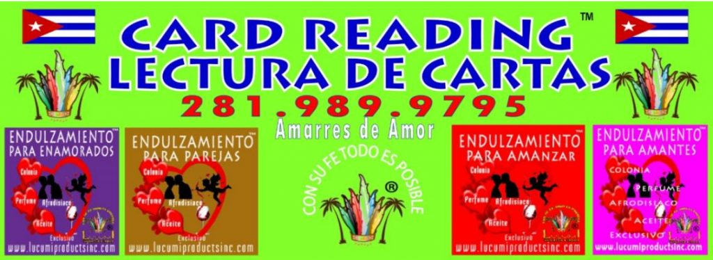 lectura de cartas en houston